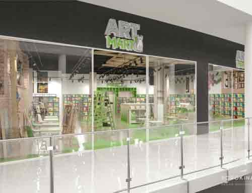 Магазин для творчества Art Mart
