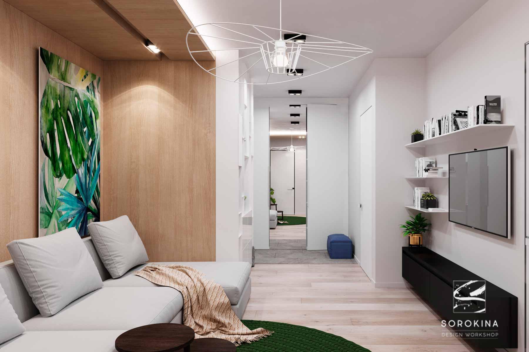 дизайн-гостиной-1
