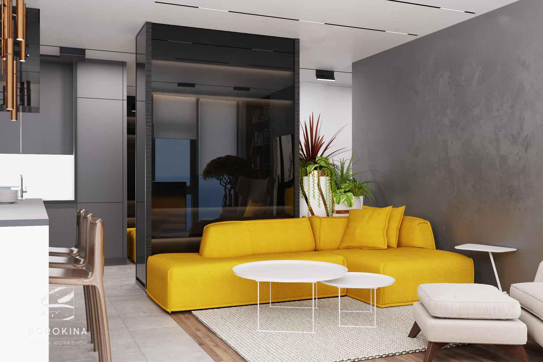 интерьер-гостиной-1-Sea-view-apartment