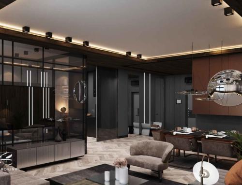 ЖК Спасский Gray apartments