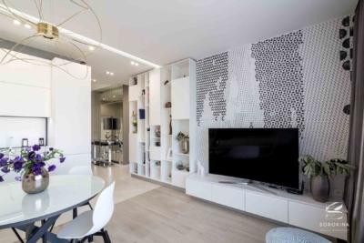 Дизайн-интерьера-гостиной1-Moonstone-ЖК-Ривер-стоун