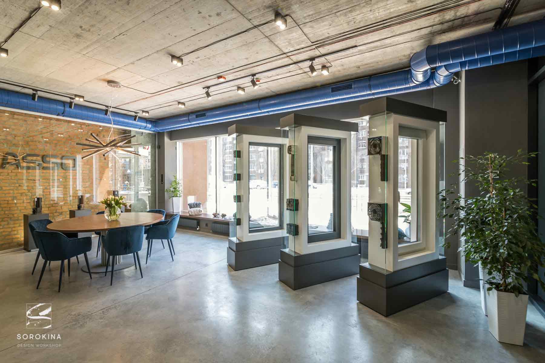 Дизайн-интерьера-офиса-Glasso
