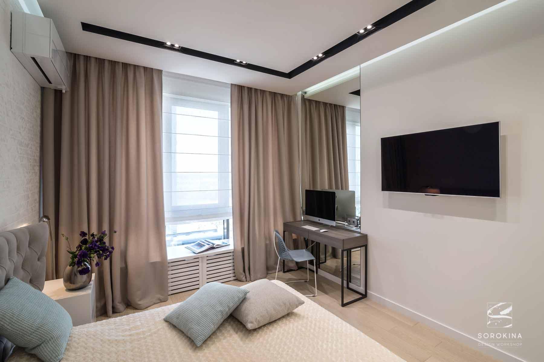 Дизайн-интерьера-спальной-Moonstone-ЖК-Ривер-стоун