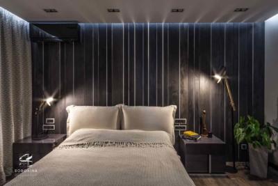 Дизайн-интерьера-спальной-Night-Forest