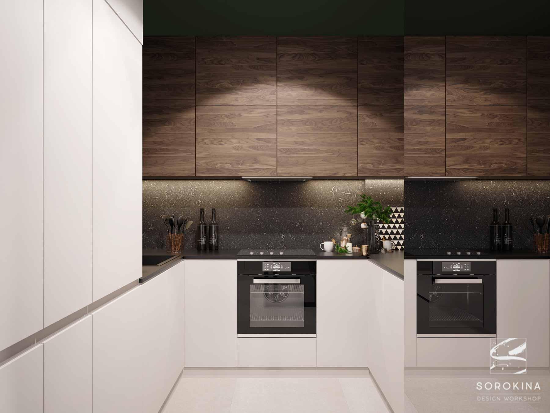 дизайн квартиры в современном стиле